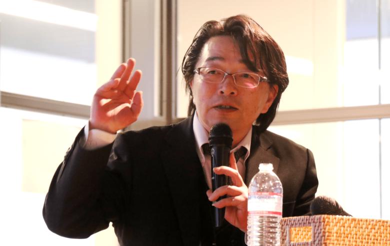 日本医師会ORCA管理機構 代表取締役社長:上野智明氏