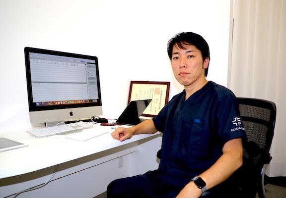 クリニックフォア田町 金子 和真 医師