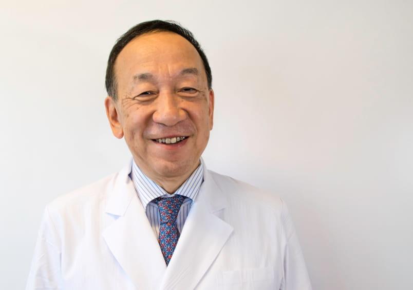 津山中央病院 副院長 宮島 医師