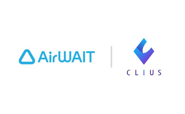 クラウド型電子カルテ『CLIUS(クリアス )』と 待ちの不満を解決する受付管理アプリ『Airウェイト』が連携 〜受付から診療にかかる時間と手間を大幅カット〜