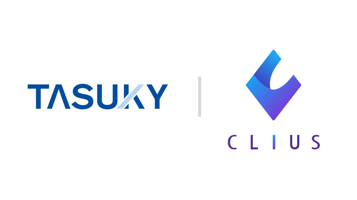 医療連携総合支援サービス『TASUKY(タスキー)』と『CLIUS(クリアス )』が連携 〜各医療機関で患者さまの医療データを共有し、地域医療連携に貢献〜