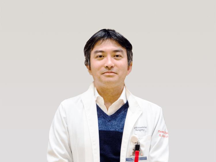 日本大学病院 循環器病センター / 湖北台診療所 和久井 真司 医師